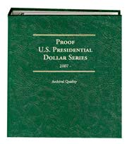 Proof U.S. Presidential Dollar Series LCA71
