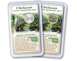2011 Chickasaw National Recreation Area